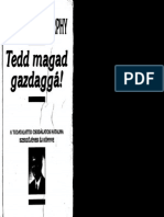 Joseph Dr. Murphy - Tedd Magad Gazdaggá