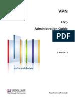 CP R75 VPN AdminGuide
