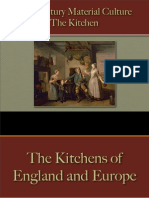 Food Preparation - Kitchen Scenes