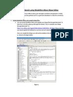 Creating Testbench Using Modelsim-Altera