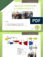 ANALISA RANGKA PENOPANG Micro Gas Turbine Proto X-2.pptx