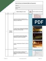 Formato Cumplimiento de Check List Ambiental - BARLETTA