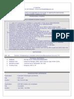 Updated Pullarao CV June 30 2014