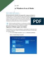 Soporte Al Cliente HP Como Reparar INICIO de WINDOWS 8