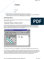 Chesscat manual ENG
