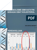 Dwi Kartika - 1390200011001 - Metabolisme Tugas Prof Chanif 2014 - Simvastatin Sebagai Obat Kolesterol