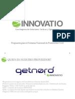 Presentacion Getnord Innovatio - SINAPROC