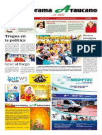 Periódico Panorama Araucano edición 13.