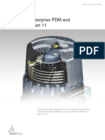 White Paper on FDA Compliance using Enterprise PDM