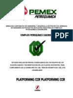 Nfr-010 Platforming Ccr Analisis de Riesgo