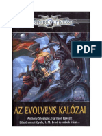 Az Evolvens Kalózai Antologia