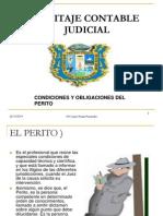 CONDICIONES ESENCIALES DEL PERITO.ppt