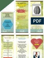 Pamflet Fix Mk II Meningitis