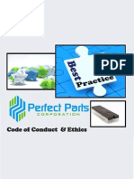 Perfect Parts Code of Conduct and Business Ethics