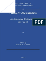 [VigChr Supp 109] David T. Runia-Philo of Alexandria_ An Annotated Bibliography 1997–2006 with Addenda for 1987–1996 (2011).pdf