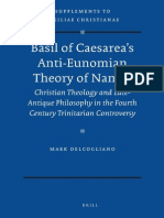 [VigChr Supp 103] Mark DelCogliano - Basil of Caesarea's Anti-Eunomian Theory of Names, 2010.pdf