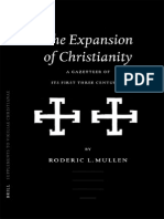 [VigChr Supp 069] Roderic L. Mullen - The Expansion of Christianity a Gazetteer of Its First Three Centuries, 2004