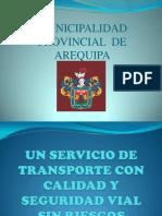 UN SERVICIO DE TRANSPORTE CON CALIDAD Y SEGURIDAD TAXIS SSS.ppt