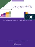 Bridging the Gender Divide