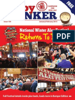 CAMRA Derby Drinker JANUARY FEBRUARY 2015