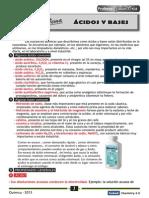 Acidos y Bases-2013