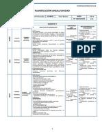 Lenguaje Planificacion - 7 Basico Proate Ambos Semestres