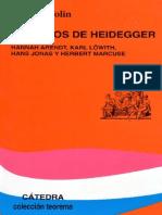 Los hijos de Heidegger