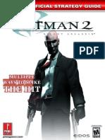 Hitman 2 Silent Assassin Guide