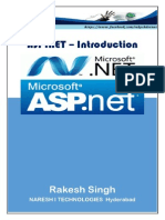 ASP.net - Web Application - Introduction