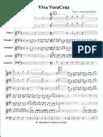 Viva Veracruz - Score