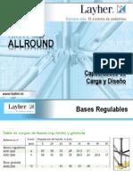 3. Sistema Allround - Capacidades de Carga y Diseño