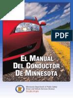 Spanish Minnesota Driver's Manual