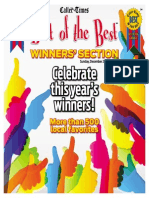 2014 Caller-Times Best of the Best