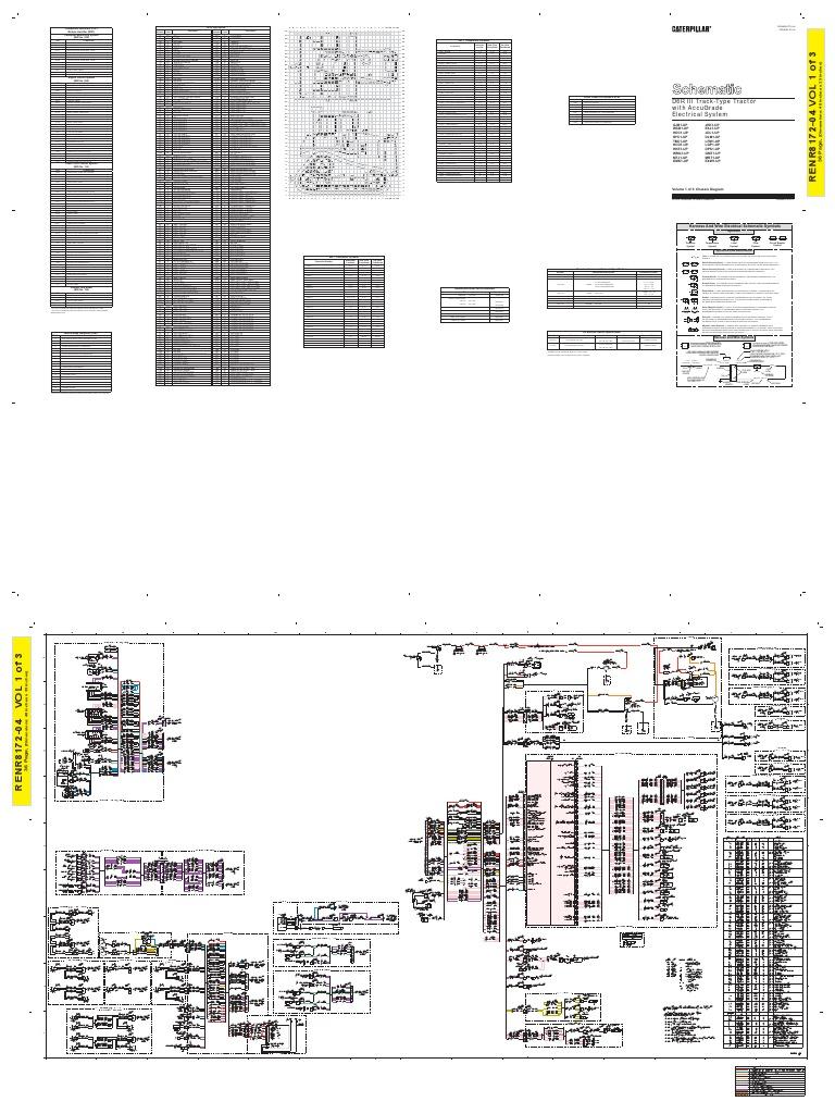D6r Iii G730 Circuit Diagram