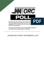 CNN/ORC Poll