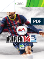 Fifa-14-Manuals Microsoft XBOX360 Fr