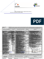 Planificacion Anual Lenguaje 6basico 2014