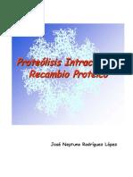 Proteolisis Intracelular Recambio Proteico (1)