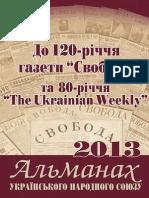 Almanach UNA 2013