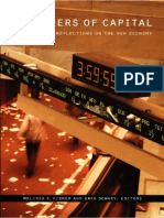 Melissa s Fisher Frontiers of Capital Ethnographic Reflections on the New Economy