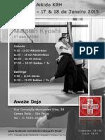 01/2015 Aikido Seminar Sao Paulo