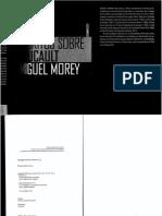 Morey Miguel Escritos Sobre Foucault
