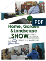 Home, Garden & Landscape Show Wi