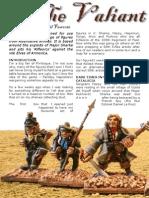 Flintloque Scenario (Wargames Journal) the 96th Rifles Scenario