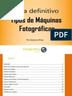 Guia Definitivo Tipos de Máquinas Fotográficas v.1