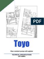 Pompa TOYO GR 10-2