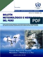 Boletin Hidrologico Del Senami para hidtolof