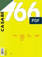 Casabella n. 766 - maggio 2008 (parziale)