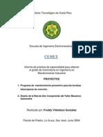 Informe Final Práctica profesional