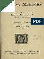 Levy-Bruhl-Primitive-mentality.pdf